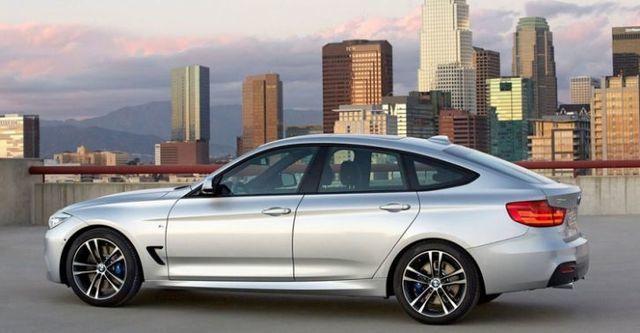 2014 BMW 3-Series GT 320i Sport  第3張相片