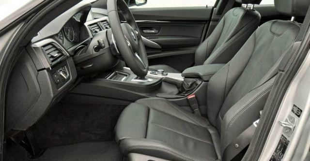 2014 BMW 3-Series GT 328i Sport  第6張相片