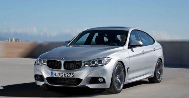 2014 BMW 3-Series GT 335i Sport  第1張相片