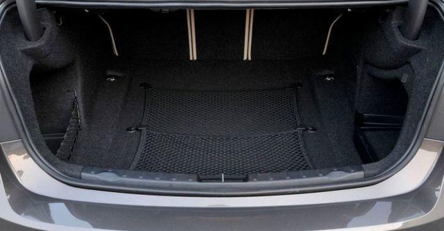 2014 BMW 3-Series Sedan 316i  第10張相片