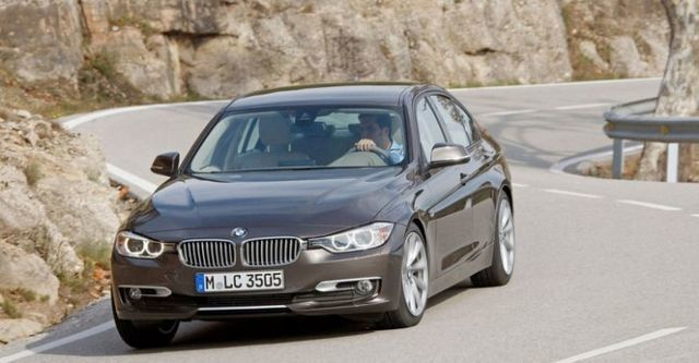 2014 BMW 3-Series Sedan 320d Luxury  第1張相片