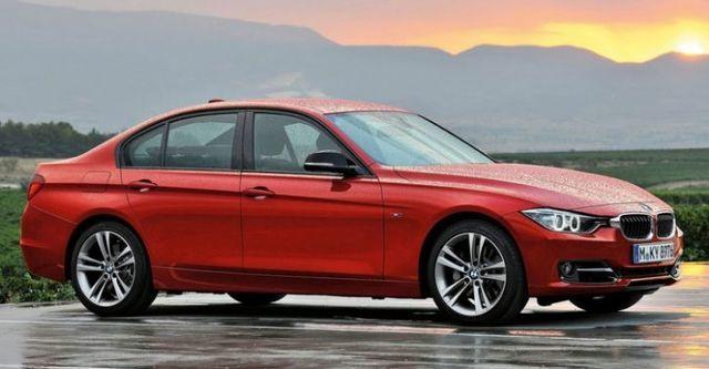 2014 BMW 3-Series Sedan 320i  第1張相片