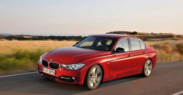 2014 BMW 3-Series Sedan 320i  第3張相片