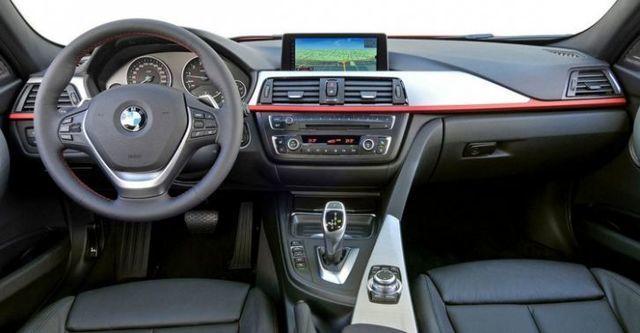 2014 BMW 3-Series Sedan 320i  第9張相片