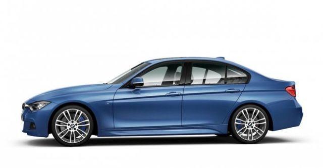 2014 BMW 3-Series Sedan 320i M Sport Package  第2張相片