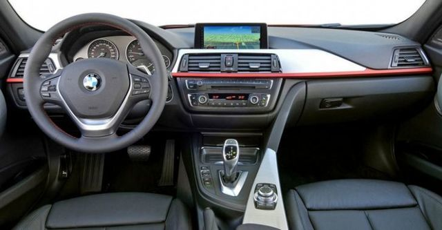 2014 BMW 3-Series Sedan 328i Sport  第7張相片