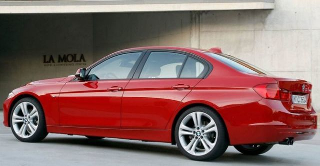 2014 BMW 3-Series Sedan 335i Sport  第5張相片