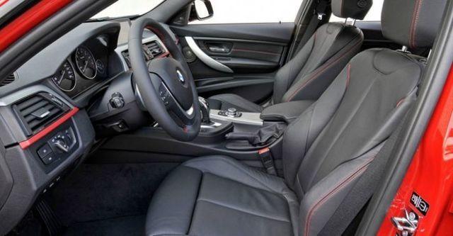 2014 BMW 3-Series Sedan 335i Sport  第7張相片