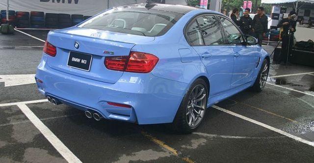 2014 BMW 3-Series Sedan M3  第2張相片