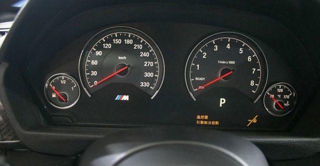 2014 BMW 3-Series Sedan M3  第10張相片