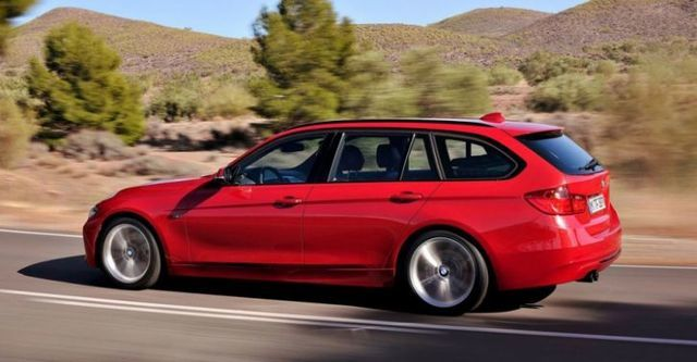 2014 BMW 3-Series Touring 318d Sport  第4張相片