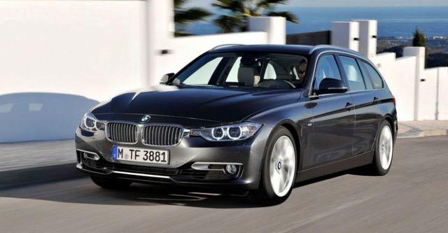 2014 BMW 3-Series Touring 320d Sport  第1張相片