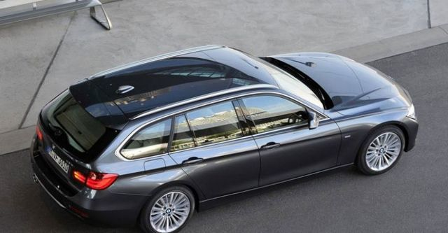 2014 BMW 3-Series Touring 320d Sport  第2張相片