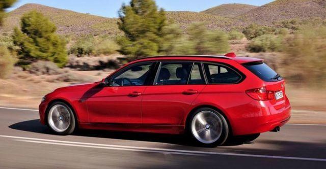 2014 BMW 3-Series Touring 320d Sport  第4張相片
