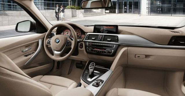 2014 BMW 3-Series Touring 320i Sport菁英版  第9張相片