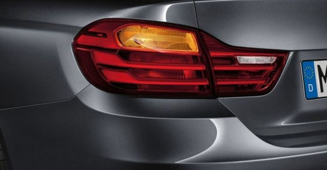 2014 BMW 4-Series 420i Sport Line  第4張相片