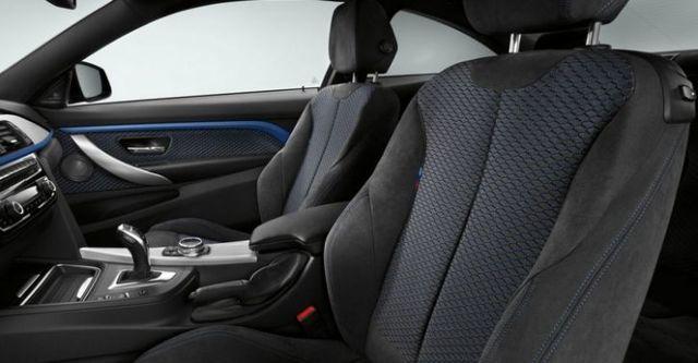 2014 BMW 4-Series 420i Sport Line  第8張相片
