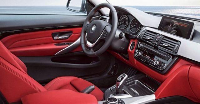 2014 BMW 4-Series 420i Sport Line  第9張相片