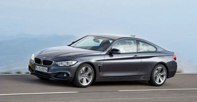 2014 BMW 4-Series 428i Luxury Line  第1張相片