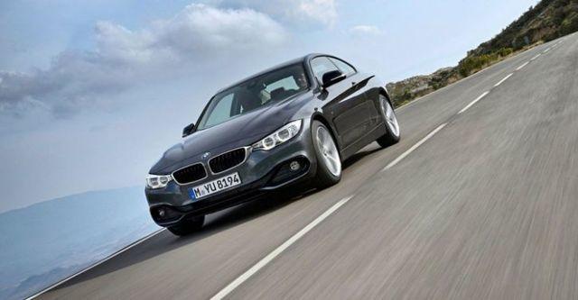 2014 BMW 4-Series 428i Luxury Line  第3張相片