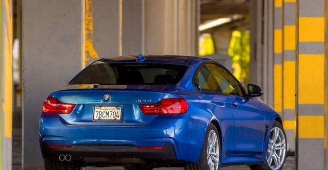 2014 BMW 4-Series 428i Luxury Line  第4張相片