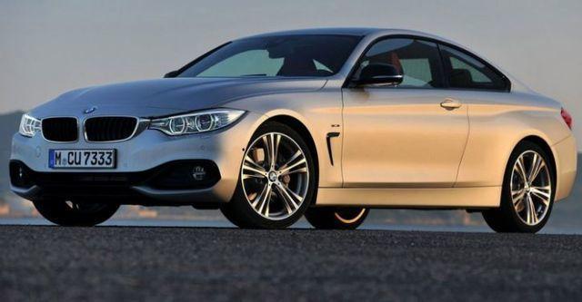 2014 BMW 4-Series 435i Sport Line  第1張相片