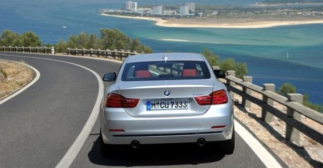 2014 BMW 4-Series 435i Sport Line  第3張相片