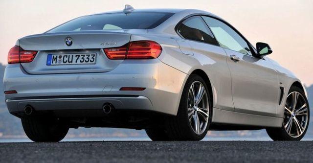 2014 BMW 4-Series 435i Sport Line  第4張相片