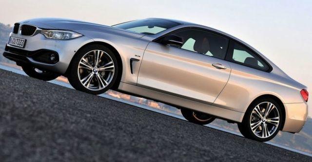 2014 BMW 4-Series 435i Sport Line  第5張相片