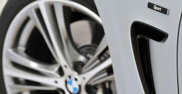 2014 BMW 4-Series 435i Sport Line  第6張相片