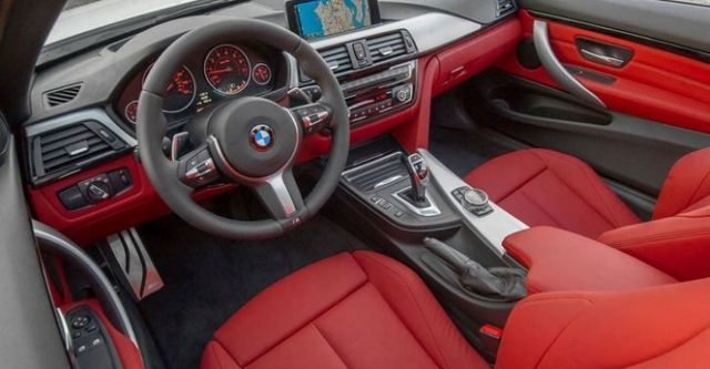2014 BMW 4-Series 435i Sport Line  第8張相片