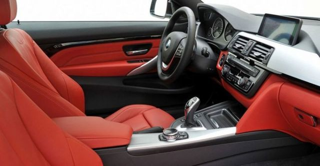 2014 BMW 4-Series 435i Sport Line  第9張相片