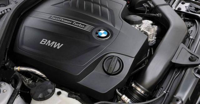 2014 BMW 4-Series 435i Sport Line  第10張相片