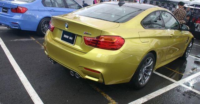 2014 BMW 4-Series M4手排版  第3張相片