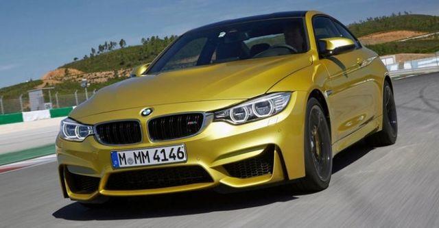 2014 BMW 4-Series M4手排版  第4張相片