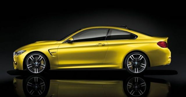 2014 BMW 4-Series M4手排版  第5張相片