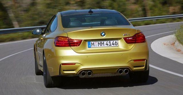 2014 BMW 4-Series M4手排版  第6張相片