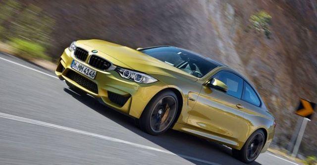 2014 BMW 4-Series M4手排版  第7張相片