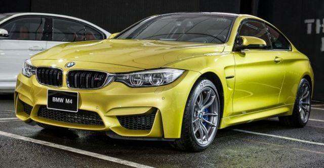 2014 BMW 4-Series M4手排版  第8張相片