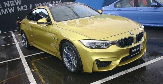 2014 BMW 4-Series M4自手排版  第4張相片
