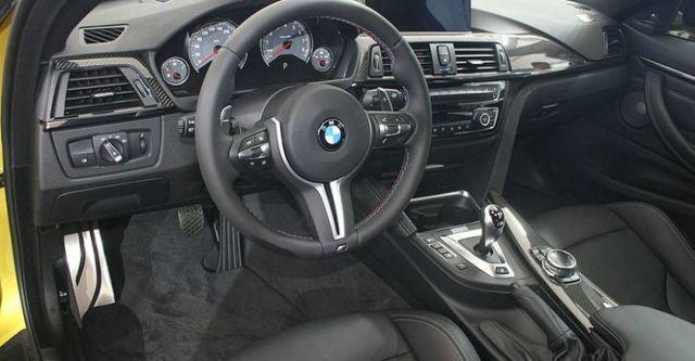 2014 BMW 4-Series M4自手排版  第5張相片