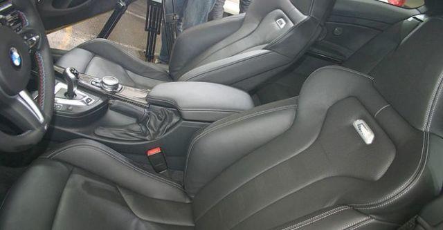 2014 BMW 4-Series M4自手排版  第7張相片