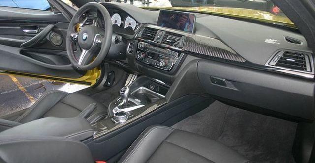 2014 BMW 4-Series M4自手排版  第9張相片
