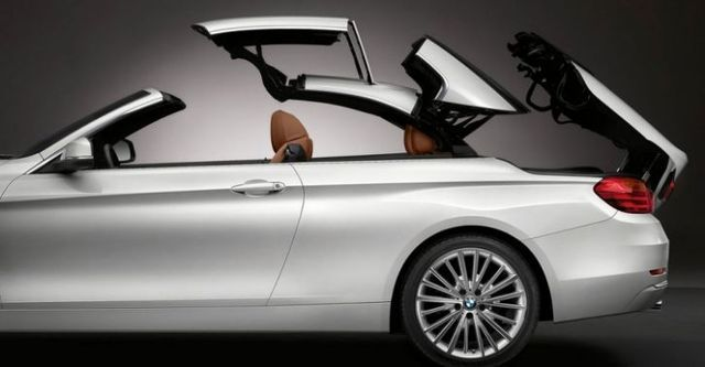 2014 BMW 4-Series Convertible 420i Sport Line  第5張相片