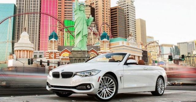 2014 BMW 4-Series Convertible 420i Sport Line  第6張相片