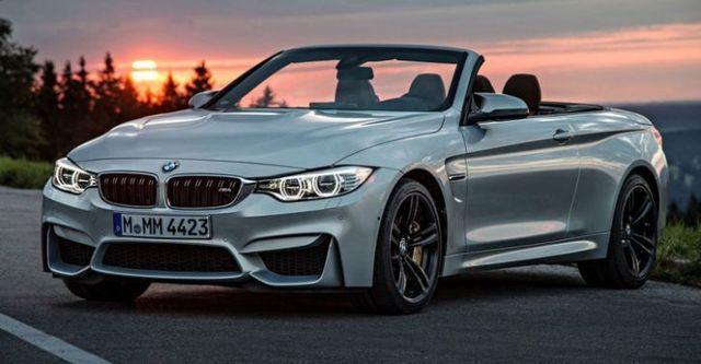 2014 BMW 4-Series Convertible M4  第1張相片