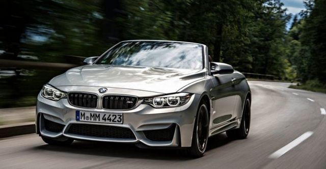 2014 BMW 4-Series Convertible M4  第5張相片