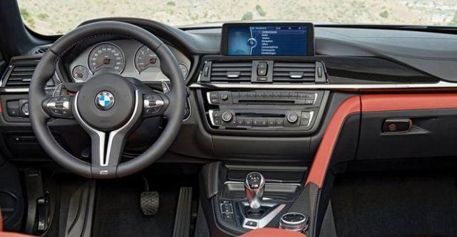 2014 BMW 4-Series Convertible M4  第8張相片