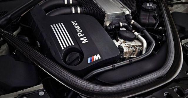 2014 BMW 4-Series Convertible M4  第9張相片
