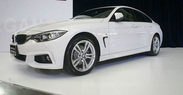 2014 BMW 4-Series Gran Coupe 420i Modern Line  第1張相片